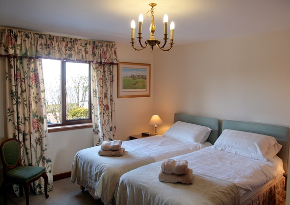 Swilken View – Bedroom En Suite