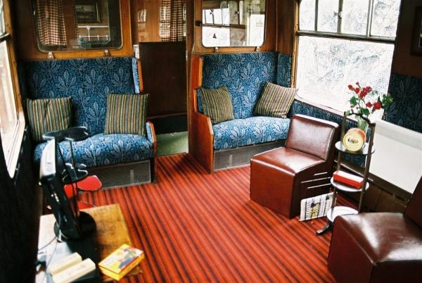 Railway Carriage Loch Awe Self Catering Visitscotland