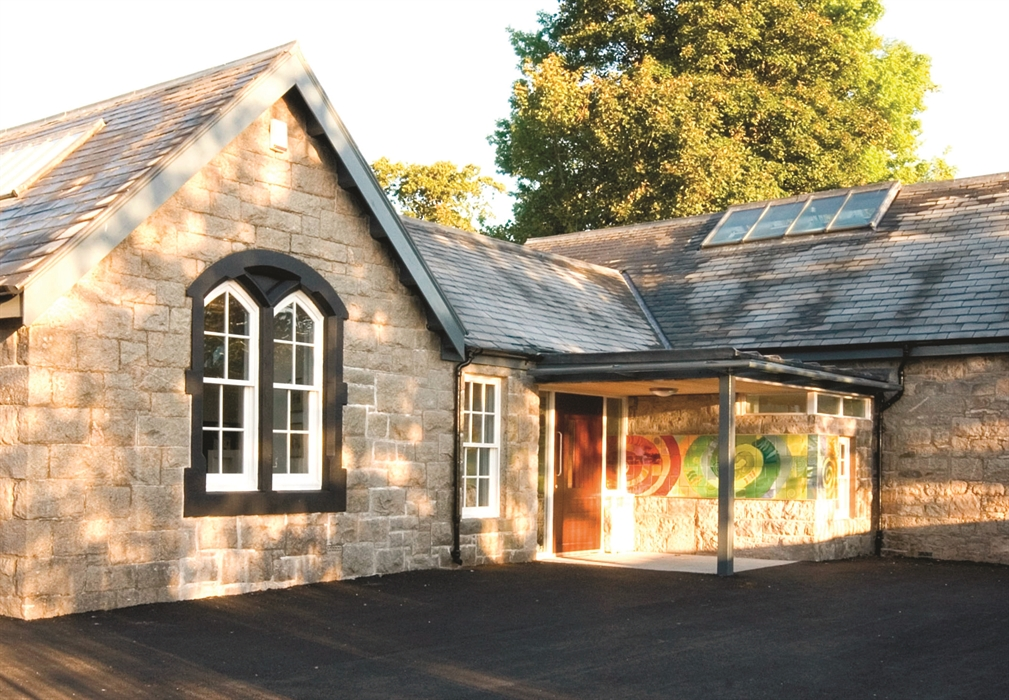 The Catstrand Community Arts And Visitor Centre
