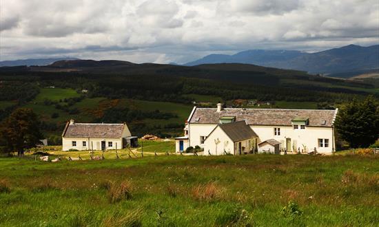 Creative Retreats in Northern Scotland | Invererne
