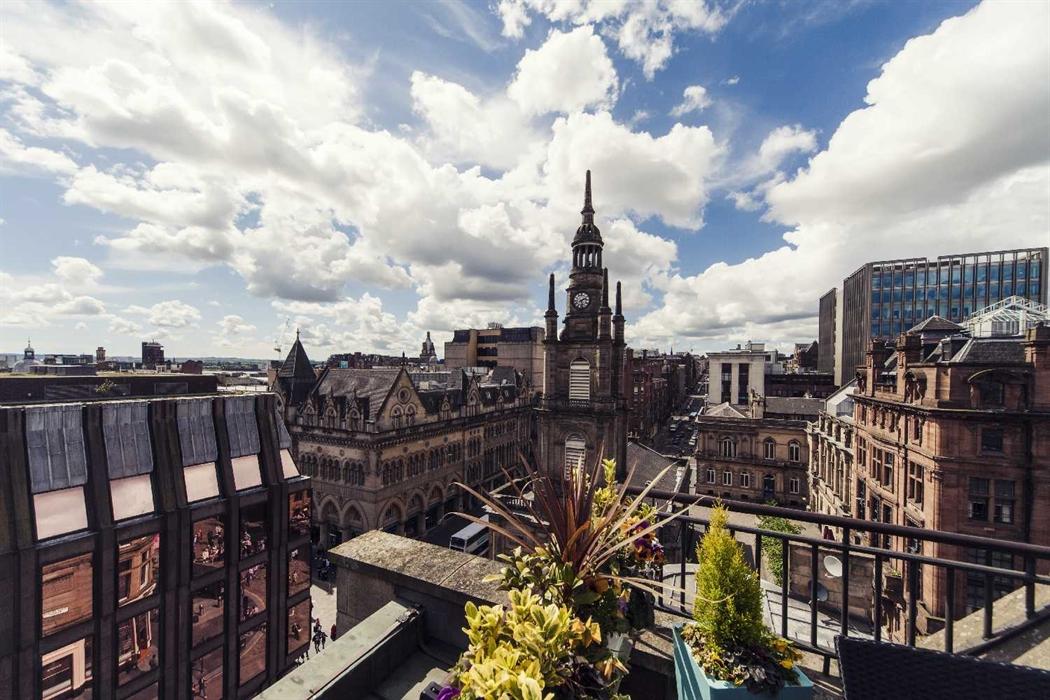 Carlton George Hotel Glasgow Hotel Visitscotland
