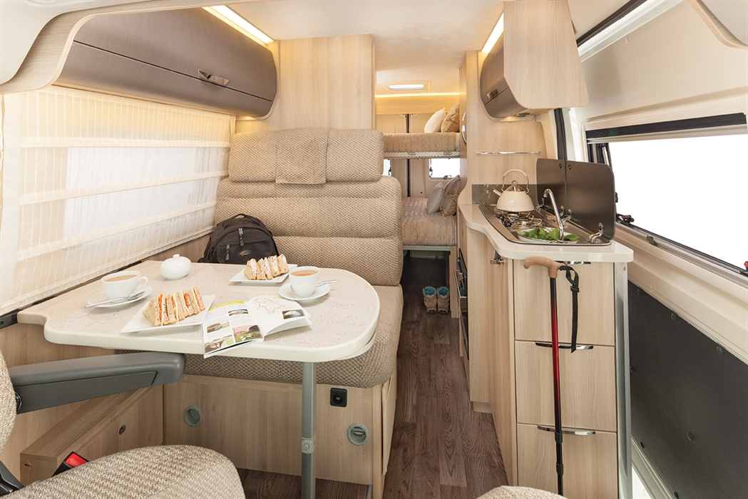 Perfect  Motorhome For Hire Contact The Team At Lowland Motorhome Hire Today