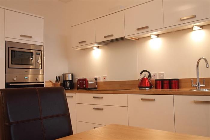 Braevellie luxury apartments visitscotland for Luxury kitchens scotland