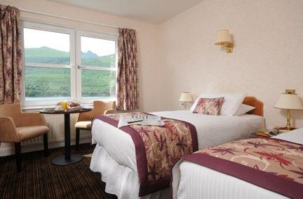 Arrochar Hotel Single Room