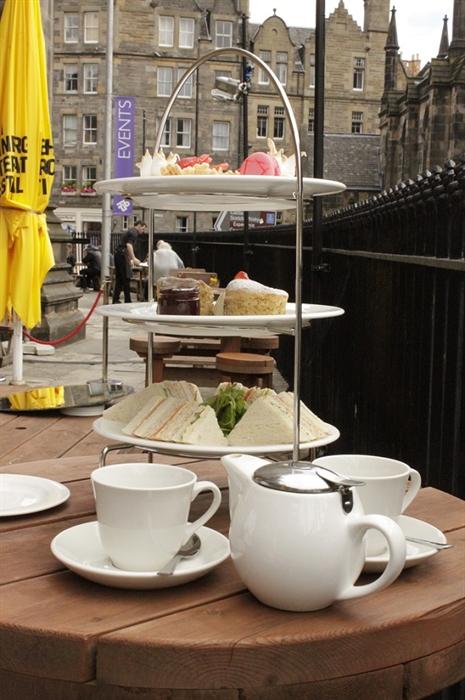Cafe Hub Edinburgh Cafes Amp Tearooms Visitscotland