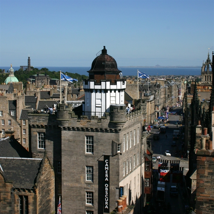 Camera Obscura And World Of Illusions Visitscotland