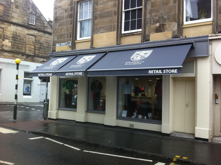 University Of St Andrews Retail Shop St Andrews Clothes