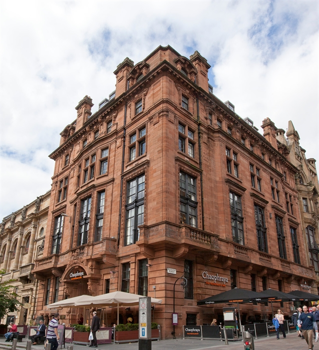 Chaophraya Glasgow Visitscotland