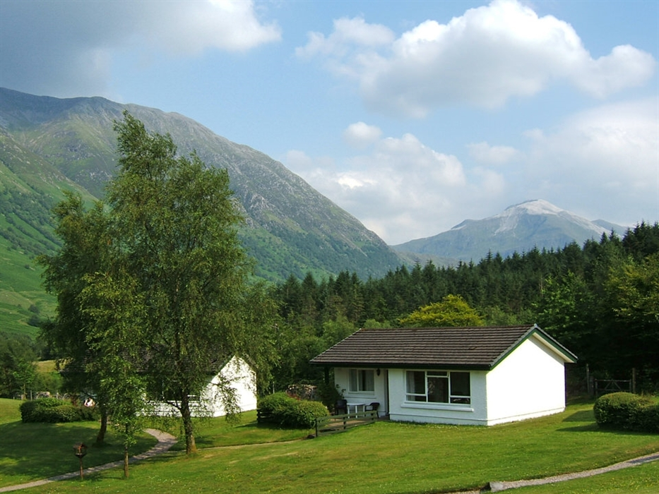 Glen Nevis Holiday Cottages At The Foot Of Ben Nevis