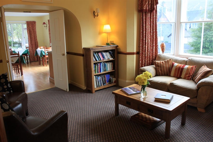 Cranford Bed And Breakfast Visitscotland