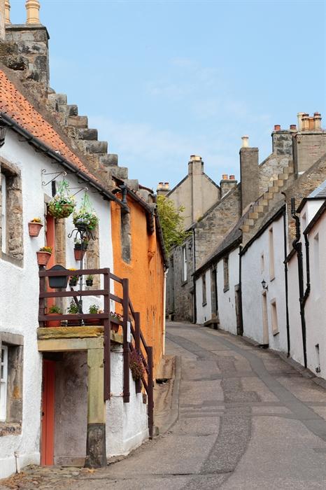 Culross Palace Townhouse Amp Study Dunfermline Historic