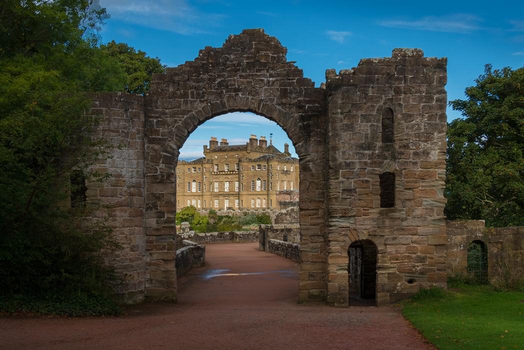 Garden Centre: Culzean Castle & Country Park, South Ayrshire