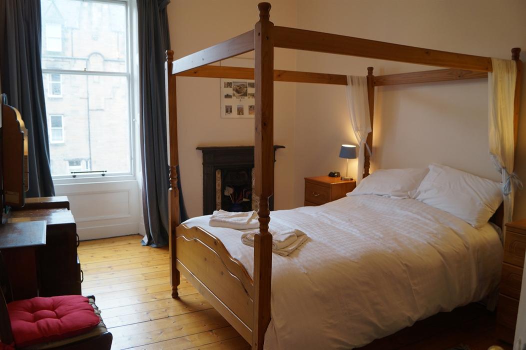 Roseneath Apartment Marchmont Central Edinburgh