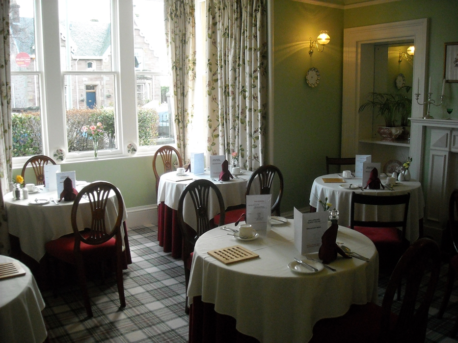 Ballifeary Guest House Visitscotland