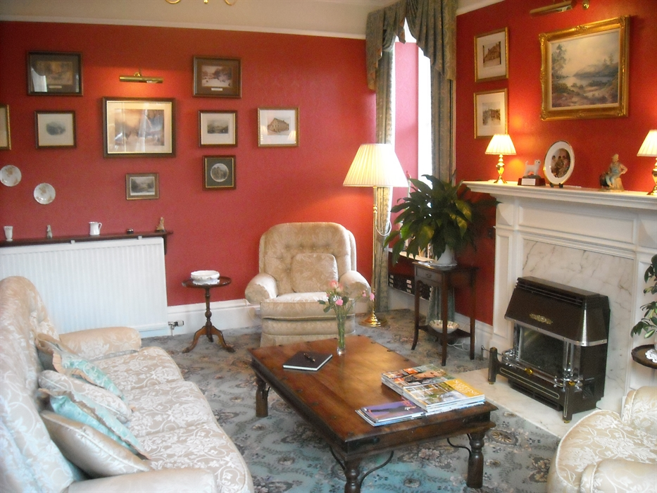 Ballifeary Guest House Inverness Guesthouse Visitscotland