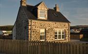 Old Fisherman's Cottage, Ballantrae