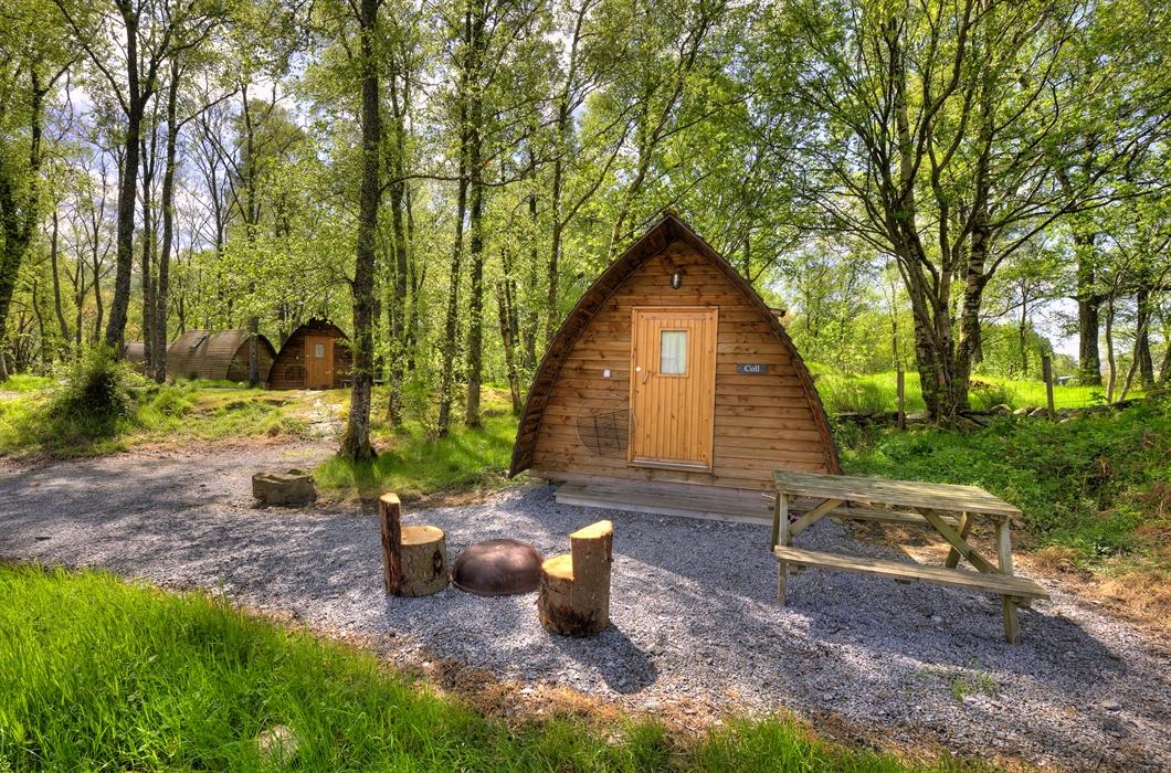Loch Tay Highland Lodges Visitscotland