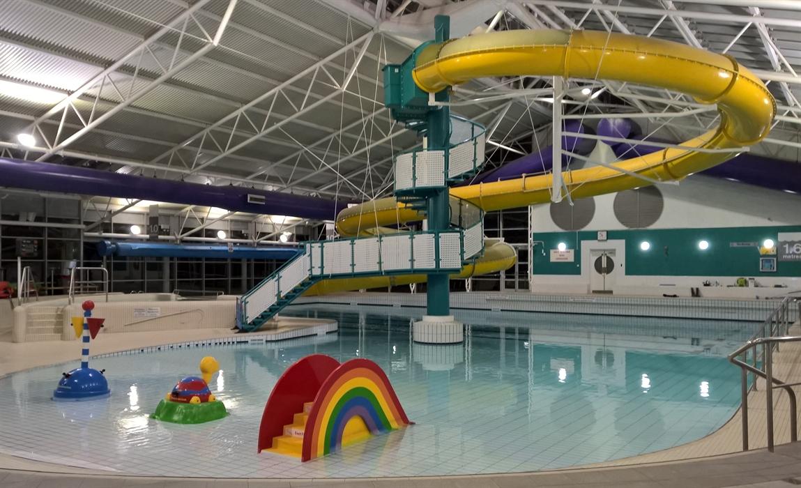Dunbar Leisure Pool Dunbar Fitness Leisure Centres Visitscotland