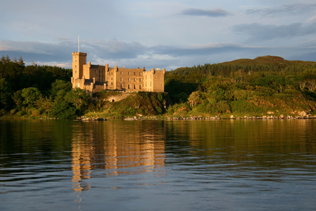 photo of dunvegan castle - photo #11