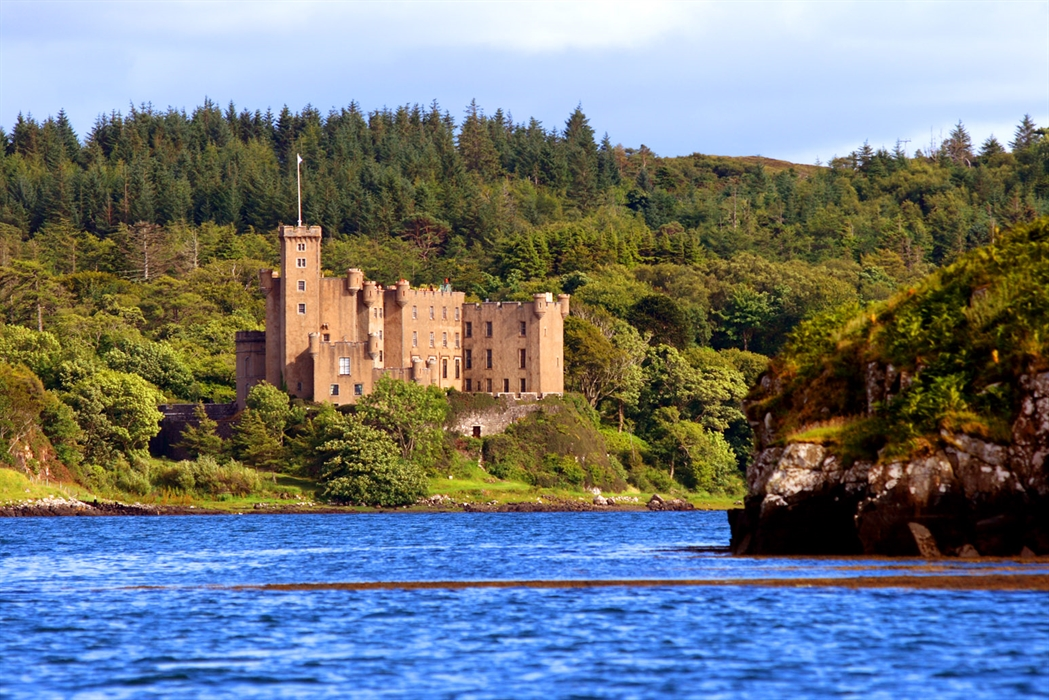 photo of dunvegan castle - photo #19
