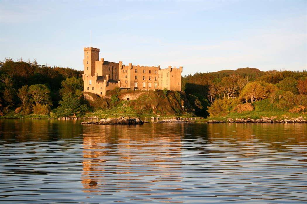photo of dunvegan castle - photo #4