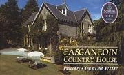 Fasganeoin Country House