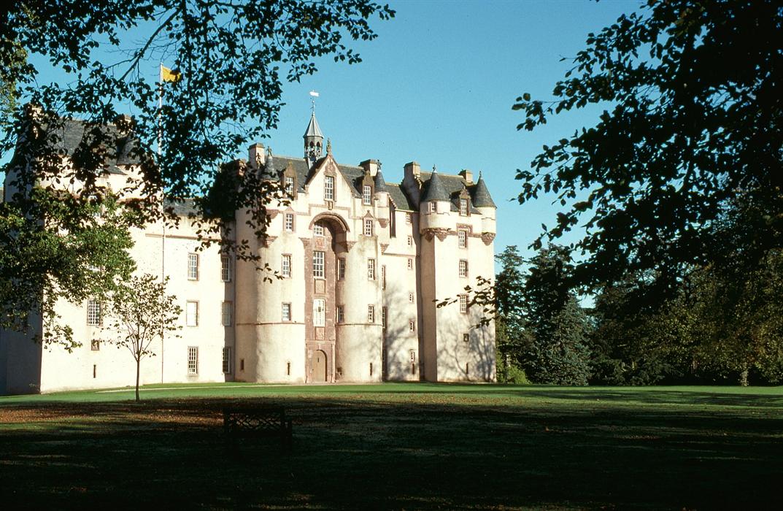 Fyvie Castle Garden Estate Visitscotland