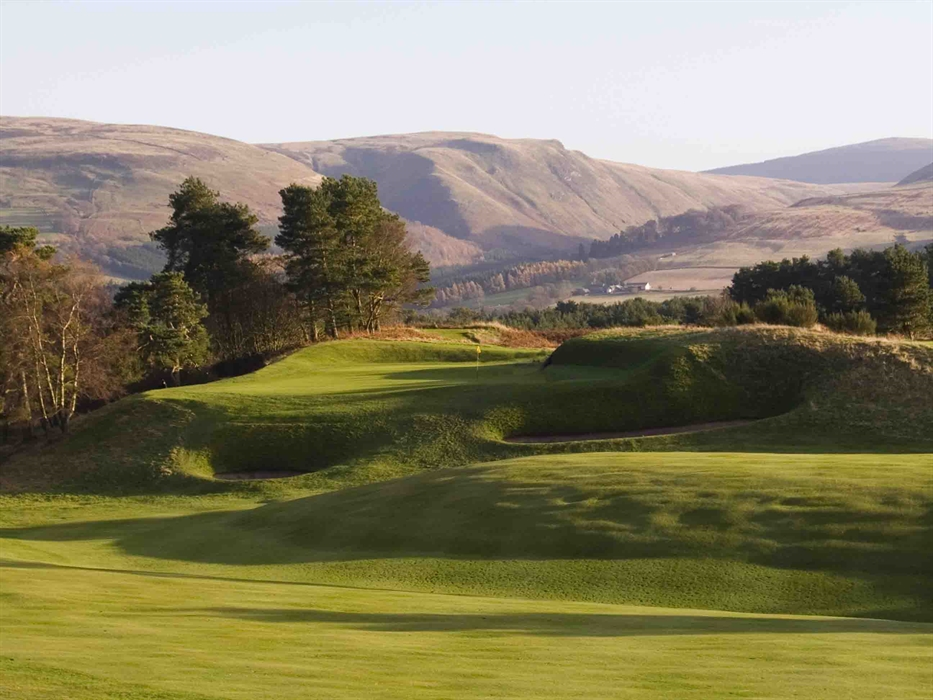 Golf At Gleneagles Auchterarder Golf Visitscotland