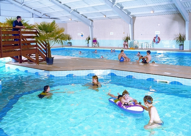 Hunters Quay Holiday Village Lodges Leisure Centre