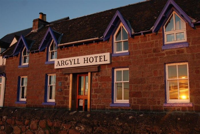 Argyll Hotel Iona Ltd, Isle Of Iona – Small Hotel
