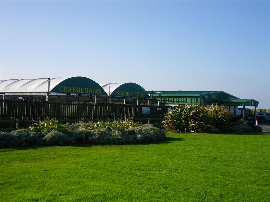 Garden Centre: Craigiemains Home And Garden Centre, Ballantrae
