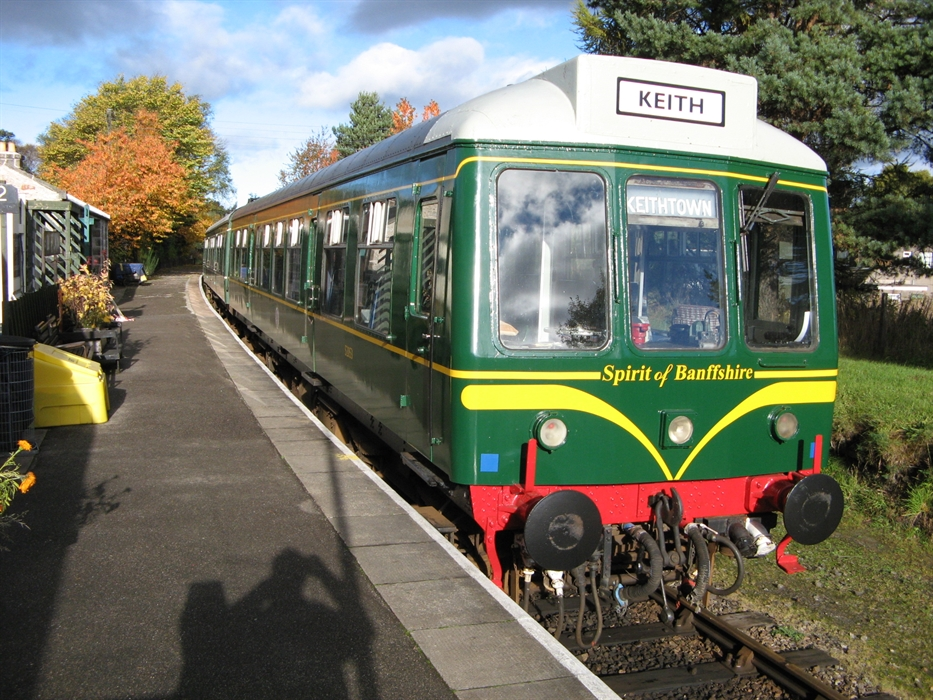 Keith Amp Dufftown Railway Association Dufftown Railways