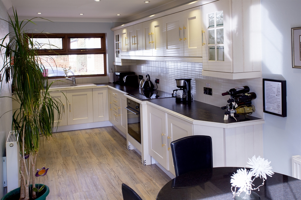Affric luxury accommodation perth self catering for Luxury kitchens scotland