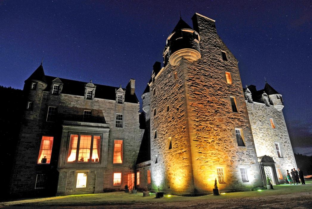 Castle Menzies Aberfeldy Castles Visitscotland