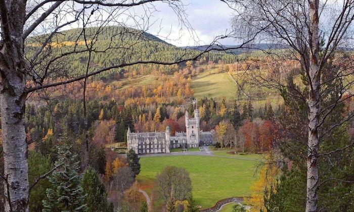 Balmoral Castle Visitscotland