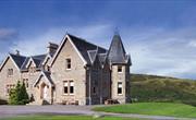 Inveroykel Lodge, Invercassley Estate