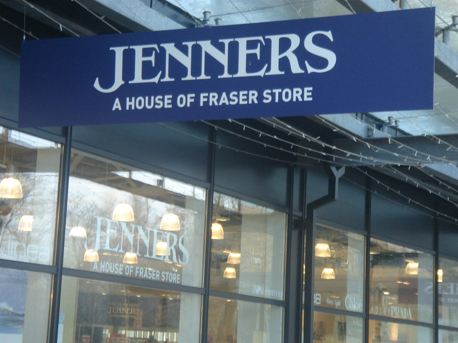 Jenners Balloch Clothes Visitscotland