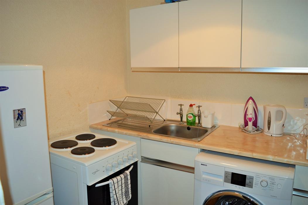 1 Bedroom Apartment Near Edinburgh City Centre, Edinburgh ...