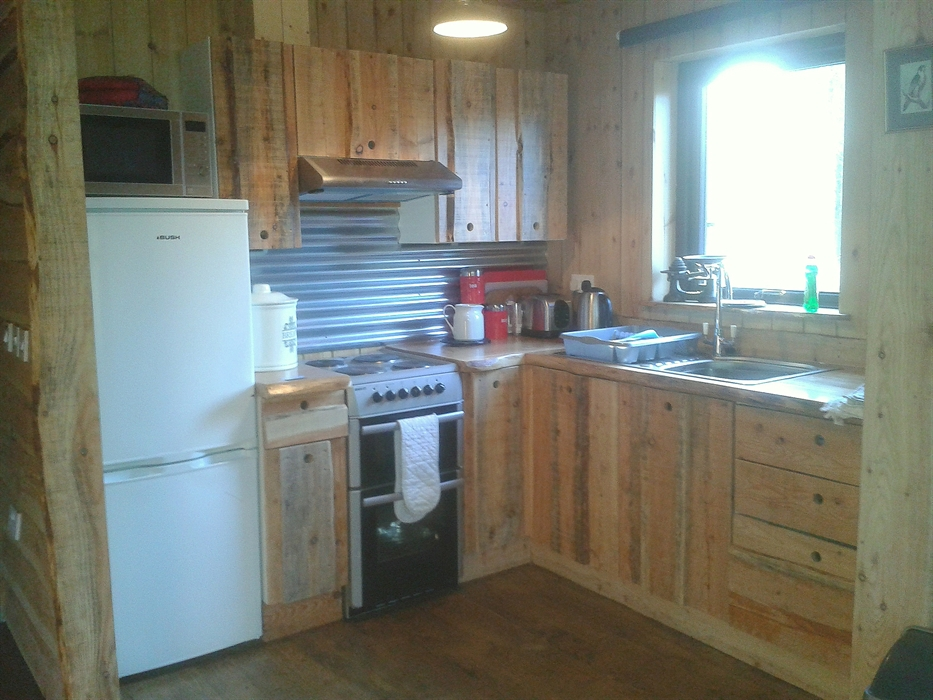Loch Aweside Forest Cabins Dalavich By Taynuilt Self Catering Visitscotland