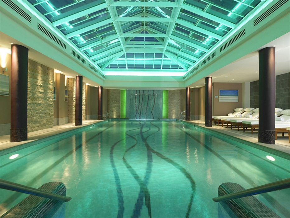 Kohler waters spa visitscotland - Hotels with swimming pools in scotland ...