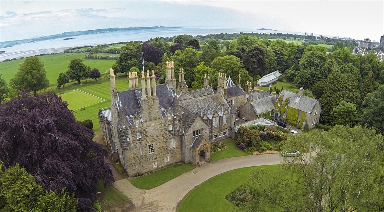 Lauriston Castle And Gardens 2a Cramond Road South Castles Visitscotland