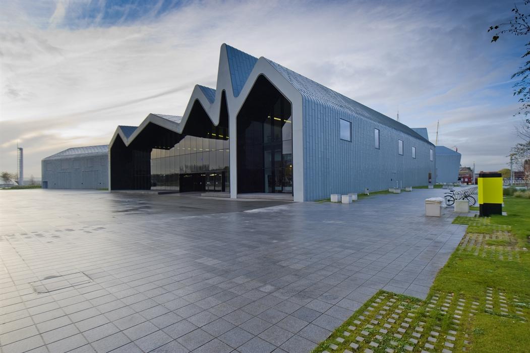 riverside museum glasgow museums visitscotland. Black Bedroom Furniture Sets. Home Design Ideas