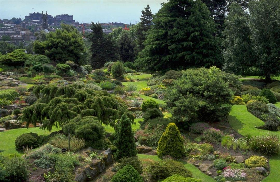 royal botanic garden edinburgh visitscotland