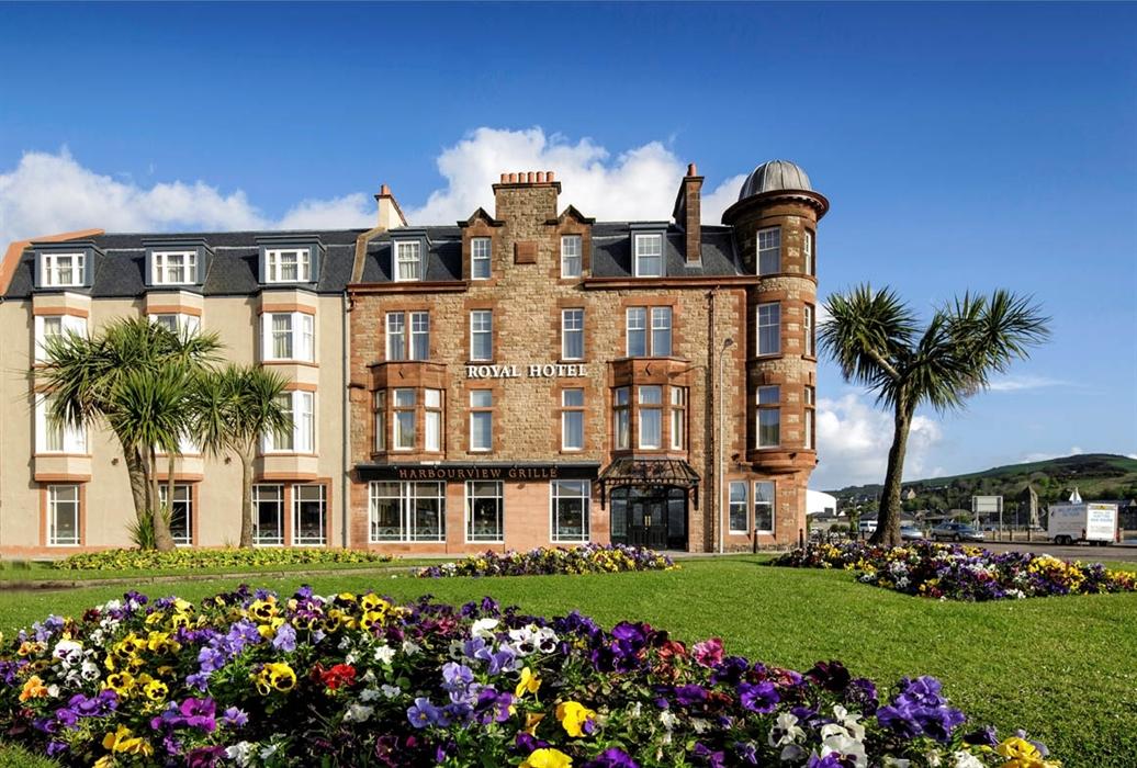 the royal hotel visitscotland