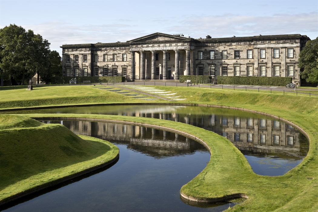 Scottish National Gallery Of Modern Art Edinburgh