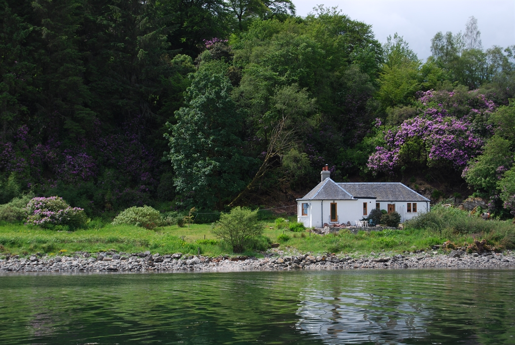 Shore Cottage Visitscotland