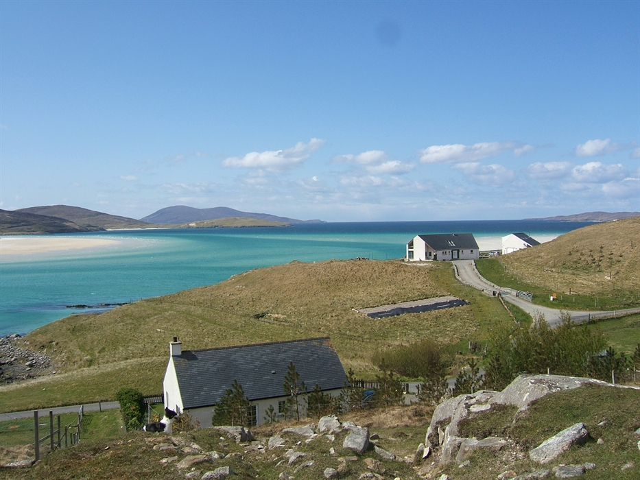 Atlantic Amp Shore Cottages Luskentyre Isle Of Harris