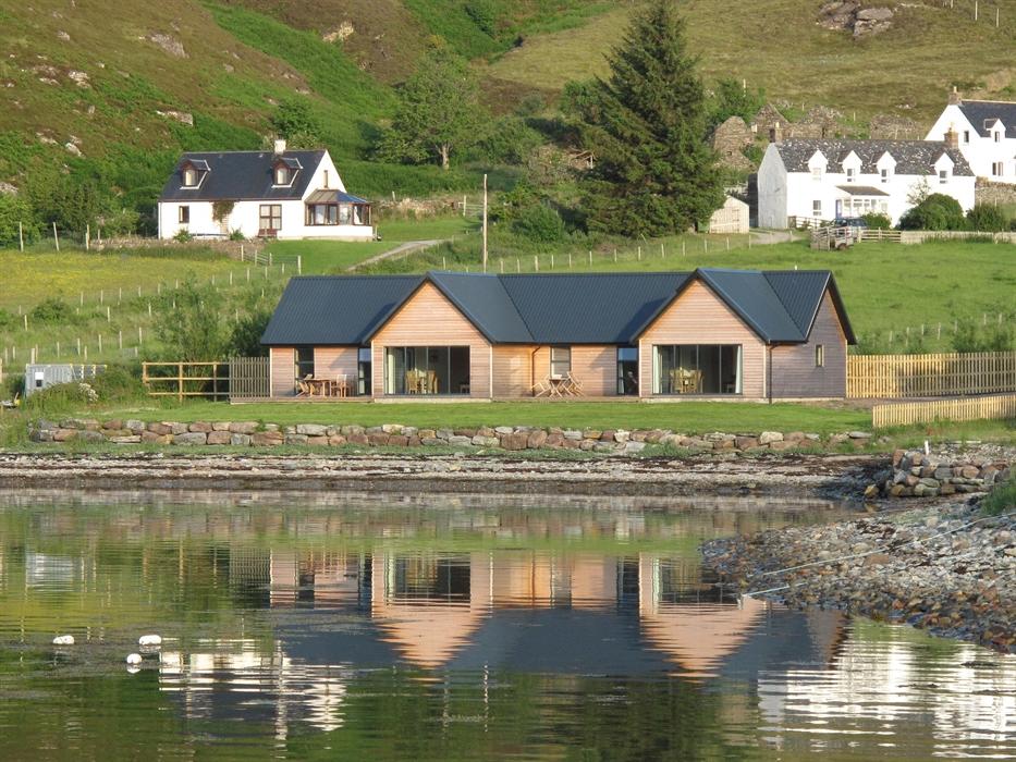 Ardmair Point Chalets Lodges