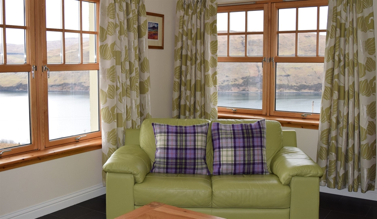 Lon Ban Isle Of Skye Holiday Cottages
