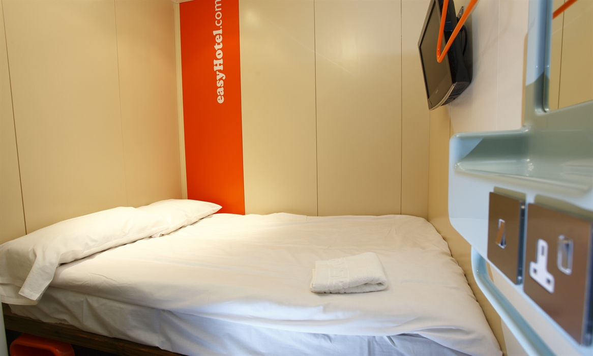Easyhotel Small Room No Window
